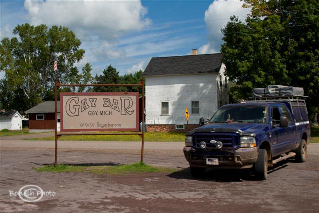 Too Good Not to Stop and take a photo - Gay Bar, Gay Michigan