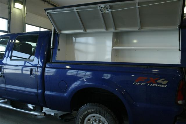 thread starting over very specific truck bed storage